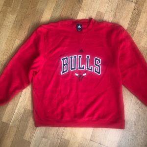 Adidas NBA Chicago Bulls sweatshirt xl